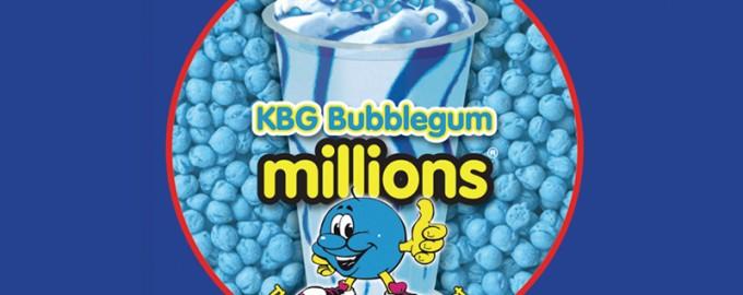 Millions Bubblegum KBG