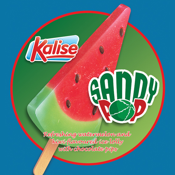 Watermelon and Kiwi flavoured with chocolate pips. 110ml / 18 per carton